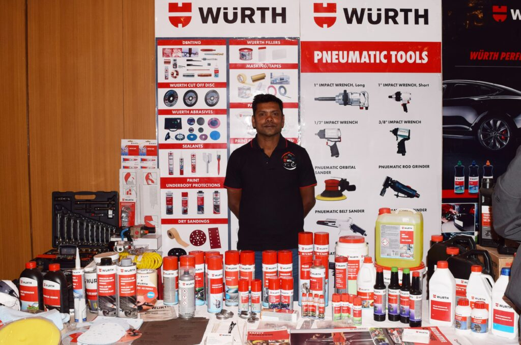 Workshop Owner Association Meets Wuerth Bengaluru