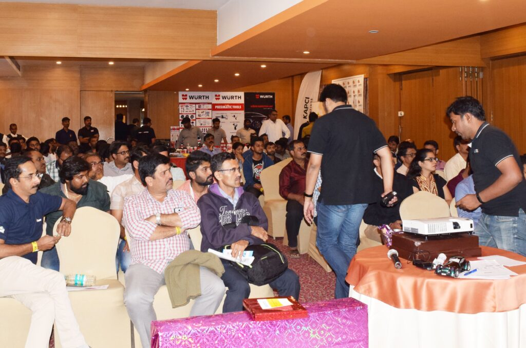 Workshop Owner Association Meets Liqui Moly Bengaluru