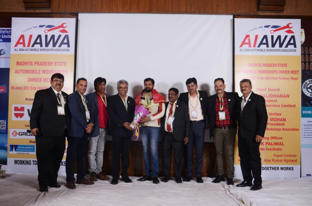 AIAWA Workshop Owner Association Meet