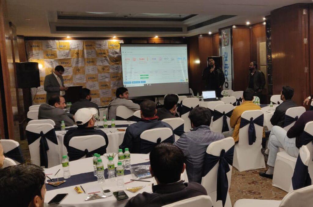 Workshop Owner Association Meets Delhi