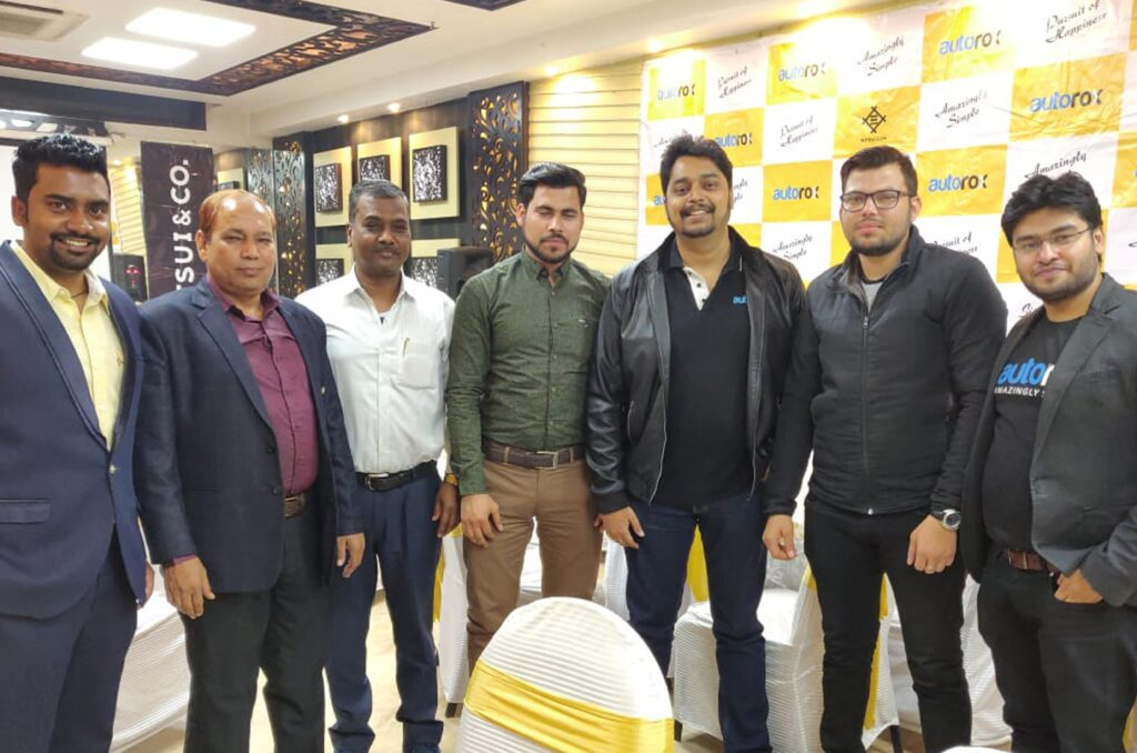 Workshop Owner Association Meets Delhi