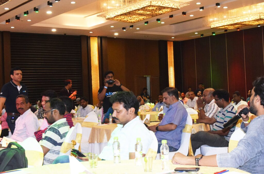 Workshop Owner Association Meets Hyderabad