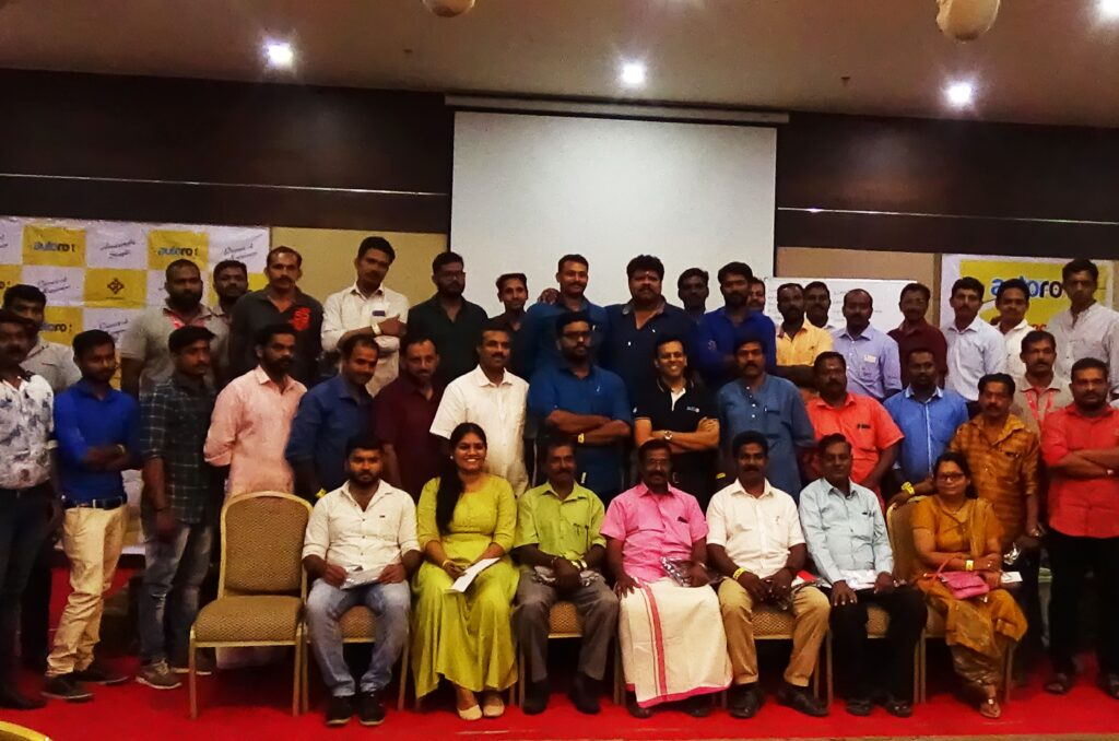 Workshop Owner Association Meets Kerala
