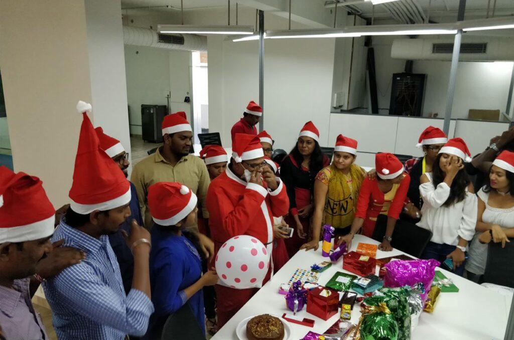 Christmas - Secret Santa